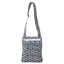 Kavu Women's Keeper Static Rhombus Cross Body Bag