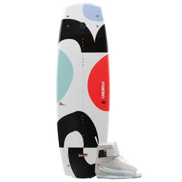 Hyperlite Women's Maiden Wakeboard With Viva Bindings '20