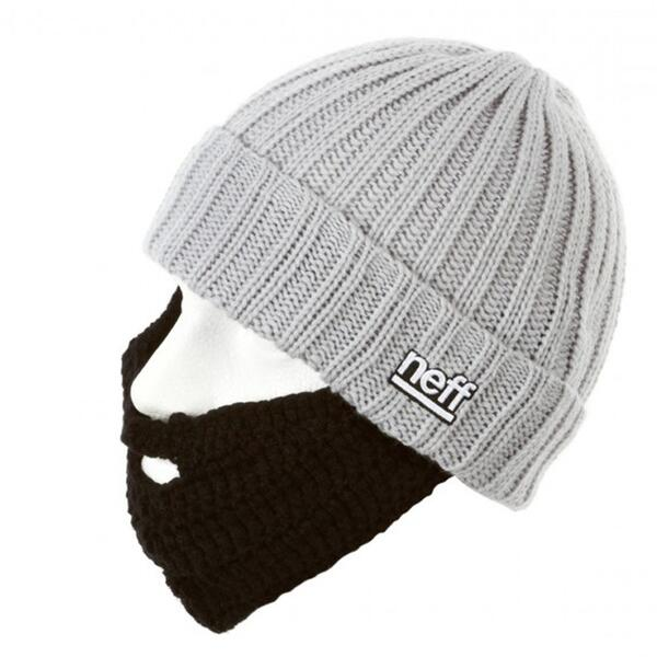 Neff Manly Bearded Beanie