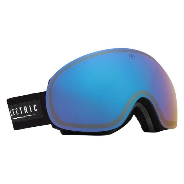 Electric EG3 Snow Goggles with Yellow/Blue Chrome Lens