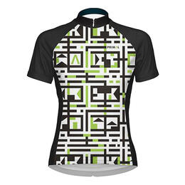 Primal Wear Women's A-Maze-Ing Cycling Jersey