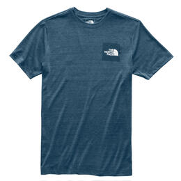 The North Face Men's Boxed Tri-Blend Short Sleeve T Shirt
