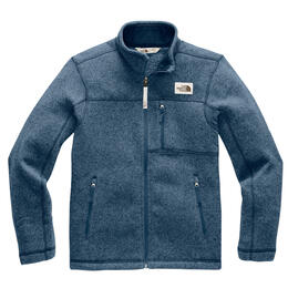 The North Face Boy's Gordon Lyons Full Zip Fleece Jacket