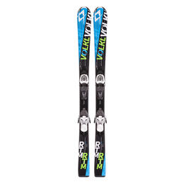 Volkl Boys's RTM Jr Skis with 3Motion 7.0 Bindings '16