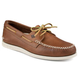 Sperry Men's A/O 2-Eye Wedge Leather Casual Shoes