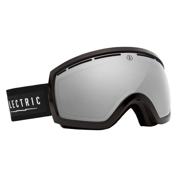 Electric EG2.5 Snow Goggles with Bronze/Silver Chrome Lens