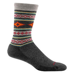 Darn Tough Vermont Men's Santa Fe Crew Light Cushion Socks
