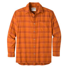 Mountain Khakis Men's Peden Plaid Flannel Long Sleeve Shirt
