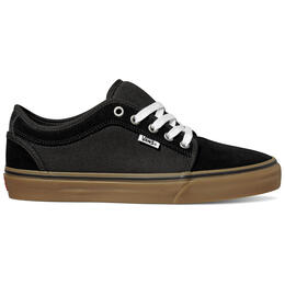 Vans Men's Chukka Low Black Casual Shoes