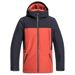 Quiksilver Boy's Travis Rice Ambition Jacket