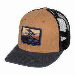 Quiksilver Men's Blocked Out Trucker Hat