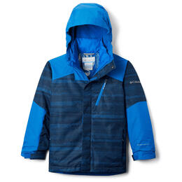 Columbia Boy's Whirlibird II Interchange Jacket