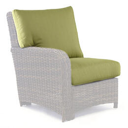 South Sea Rattan Saint Tropez Right Arm Loveseat Cushion