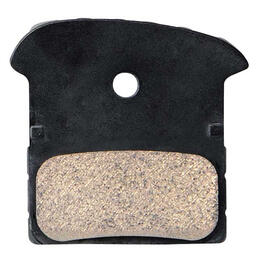 Shimano F01A Resin Disc Brake Pads and Spring with Fin