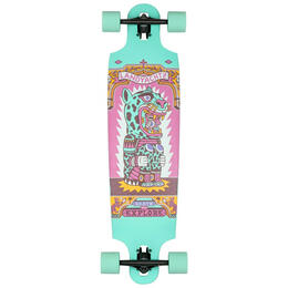 Landyachtz Drop Cat 38 Illuminacion Longboard