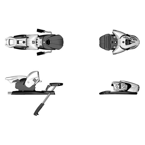 Salomon Z12 Ski Bindings