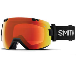 Smith I/o Snow Goggles W/red Mirror Lens
