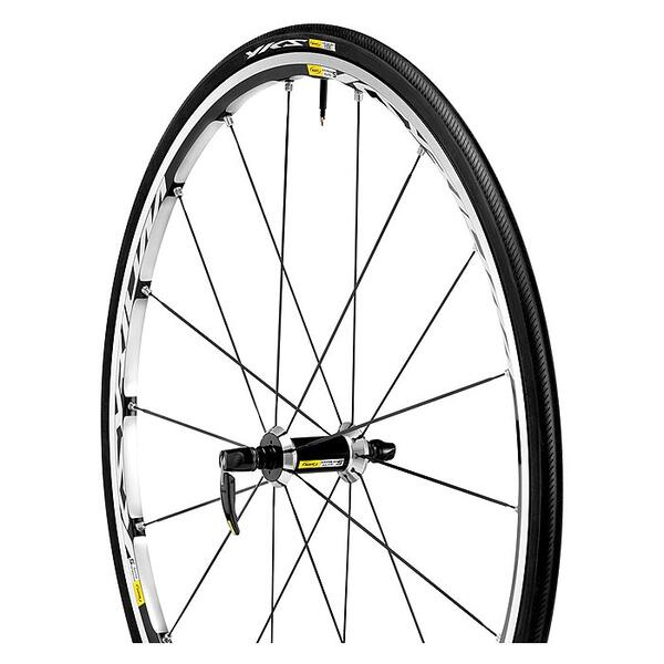 Mavic Ksyrium Elite S Road Bike Wheelset and Tire System
