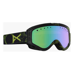 Anon Tracker Snow Goggles With Green Amber Lens
