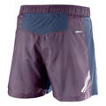 Salomon Men's Agile Running Shorts Purple