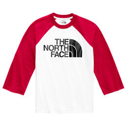 The North Face Women's Halfdome 3/4 Baseball T Shirt