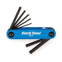 Park Tool AWS-10 Fold Up Hex Wrench Set