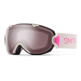 Smith Women's I/O S Snow Goggles With Ignitor Mirror Lens