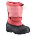 Columbia Youth Powderbug Plus II Winter Boots Pink