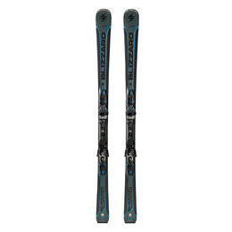Blizzard Men's Quattro 8.0 Ca All Mountain Skis with TCX 12 Bindings '18