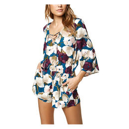 O'neill Women's Neri Sleeved Romper