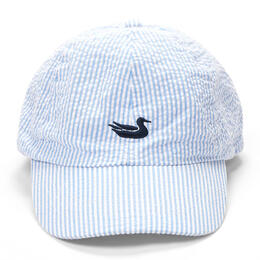 Southern Marsh Signature Seersucker Hat