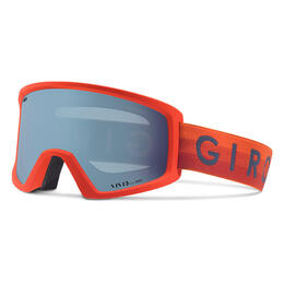 Giro Blok Snow Goggles with Vivid Royal Lens