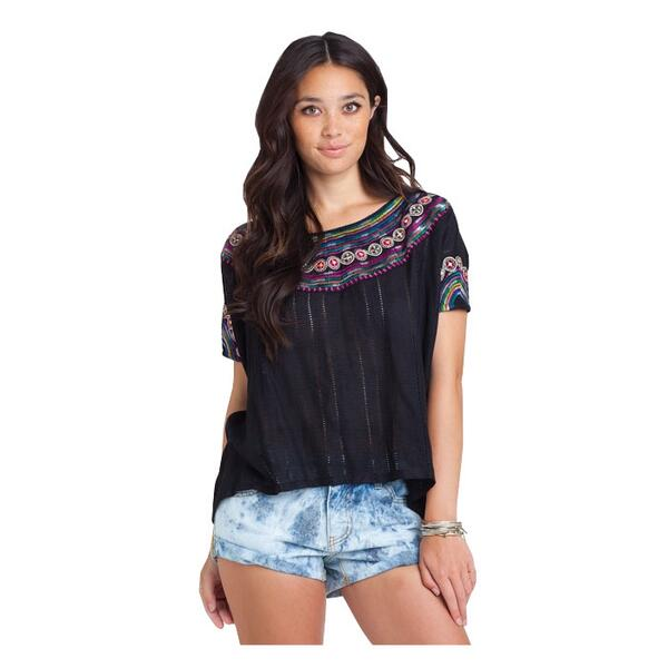 Billabong Jr. Girl's Never Ending Luv Top