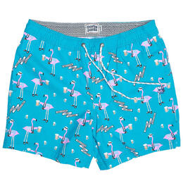Party Pants Men's Take A Picture Shorts