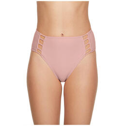 Gossip Women's Smoothies Hi Waist Bikini Bottoms