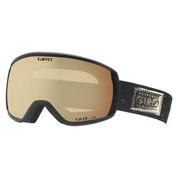 Giro Women's Facet Snow Goggles With Vivid Copper Lens