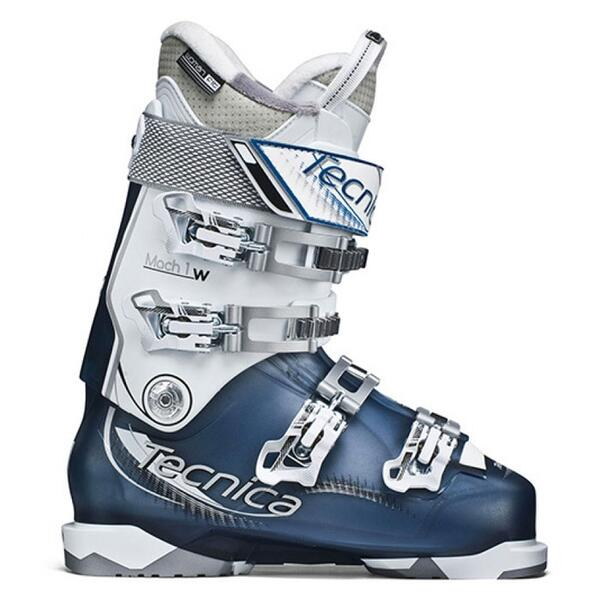 Tecnica Women's Mach1 95 W C.A.S. All Mountain Ski Boots '15