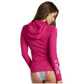 Roxy Women's Sandy Hooded Long Sleeve Rash