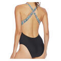 Next By Athena Women's Mandala One Piece Sw