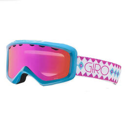 Giro Youth Grade Snow Goggles With Persimmon Boost Lens