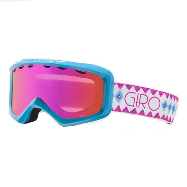 Giro Youth Grade Snow Goggles With Persimmo