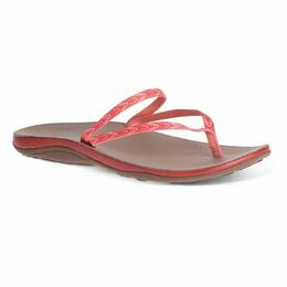Chaco Women's Abbey Sandals Matif Peach