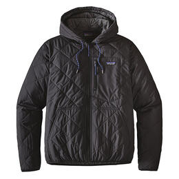 Patagonia Men's Diamond Quilted Bomber Hoodie