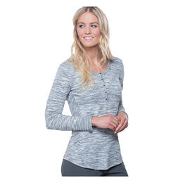 Kuhl Women's Svenna Long Sleeve Top