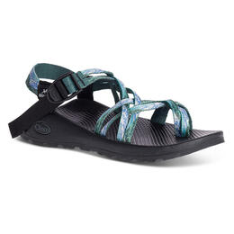 Chaco Women's ZX/2 Classic Rocky Green Sandals