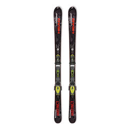 Head Men's Power Instinct Ti Pro All Mountain Skis With PRX 12 Bindings '16