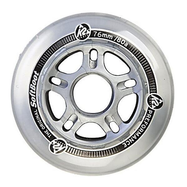 K2 Skate 76 Mm Wheel 4-pack