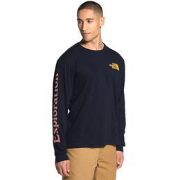 The North Face Men's Rogue Graphic Long Sleeve Shirt