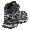 Back of Salomon Women's X Ultra Mid GTX Hiking Shoes