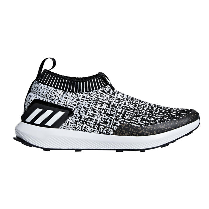 Adidas Boy's Rapidrun Laceless Knit Running